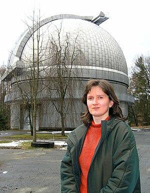 Lenka Kotková - Image: Lenka Kotková, Ondřejov Astronomical
