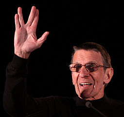 Spock: Live Long and Prosper