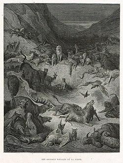 Image illustrative de l'article Les Animaux malades de la peste