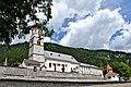 Lesachtal Maria Luggau Wallfahrtskirche und Spatzentempel 16072014 709.jpg