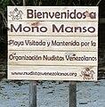 Letrero - Mono Manso, Venezuela.jpg