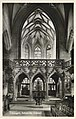 Lettner und Chor der Stiftskirche (AK 543W53 Gebr. Metz 1931).jpg