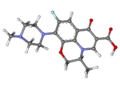 Levofloxacin ball-and-stick.png