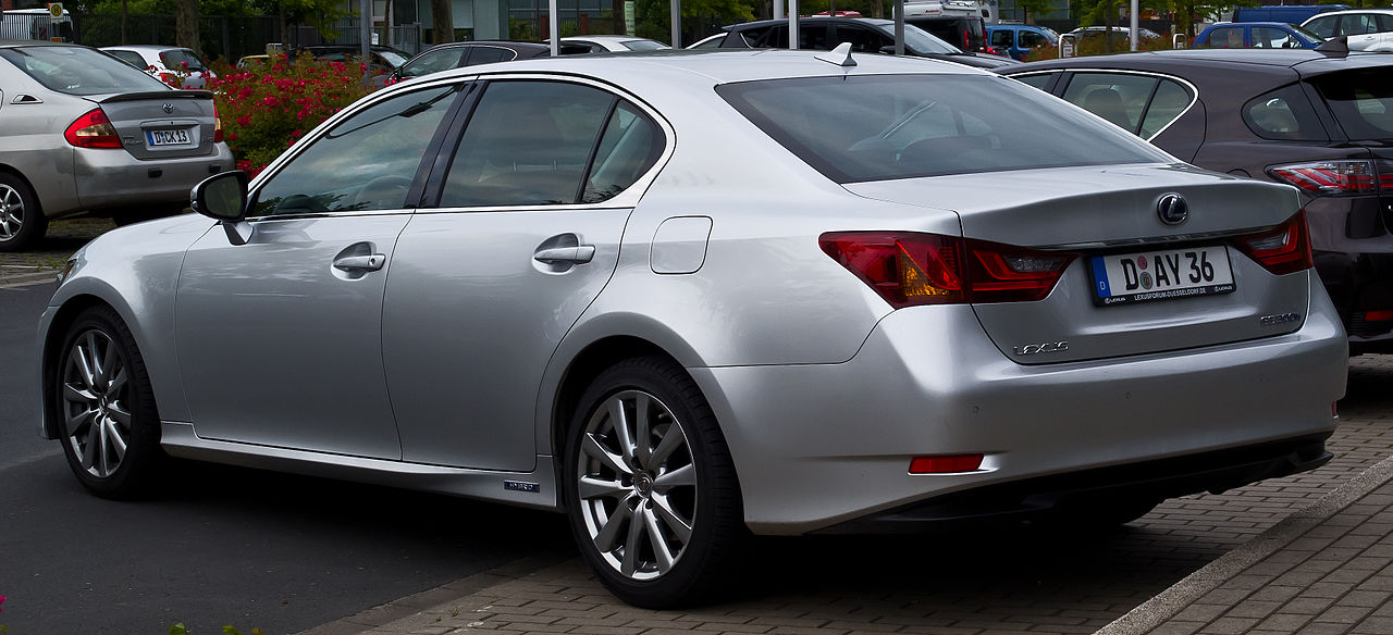 file lexus gs 300h executive line iv heckansicht 20 juni 2014 d wikimedia. Black Bedroom Furniture Sets. Home Design Ideas