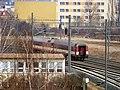 Libeň, turnovská trať, z mostu Pod plynojemem.jpg
