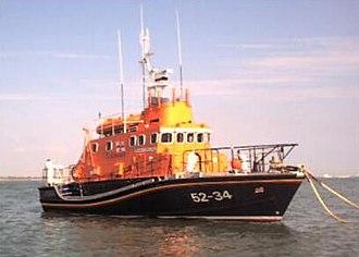 Calshot Lifeboat Station - Image: Lifeboat RNLI