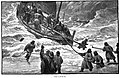 Lifeboats and Lifeboat-men by C F Staniland-The Launch.jpg