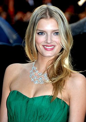 Lily Donaldson - Donaldson in 2012