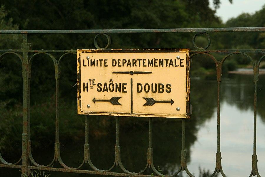 Limite Departementale