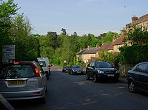 Limpsfield - looking towards the A25 - geograph.org.uk - 168162.jpg