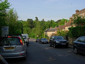 Limpsfield - Image: Limpsfield looking towards the A25 geograph.org.uk 168162