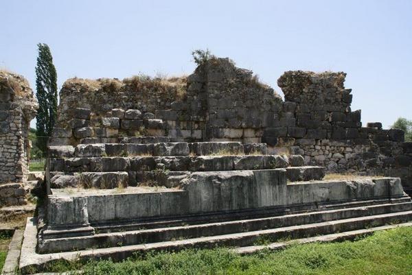 Limyra, Ptolemaion