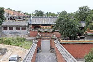Lingshi County - Image: Lingshi Zishou Si 2013.08.24 15 58 05