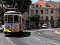 Lisbon tram 563, August 2012.jpg