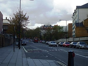 Lisson Grove - Image: Lisson Grove II, NW1 geograph.org.uk 1047792