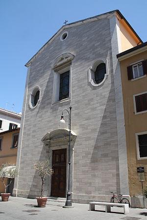 Livorno Chiesa della Madonna 01 @chesi