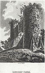 Llehaiden Castle