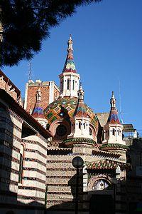 Gotycki kościół w Lloret de Mar