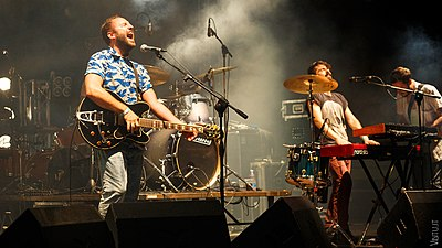 Picture of a band or musician: Local Natives