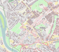 Location map United Kingdom Exeter Central.png