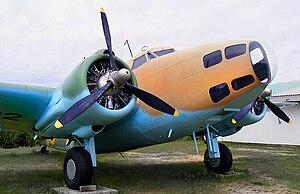 North Atlantic Aviation Museum - Lockheed Hudson