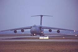 Lockheed C-5... Galaxy (L-500), USA - Air Force AN0225594.jpg