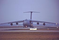Lockheed C-5... Galaxy (L-500), USA - Air Force AN0225594.jpg