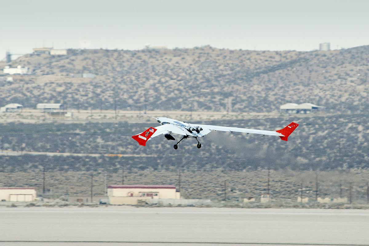 Lockheed Martin X-56 - Wikipedia