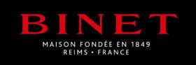 logo de Champagne Binet