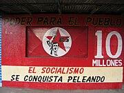 Logo de la Liga Socialista.