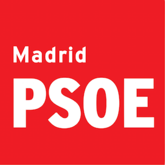 Spanish Socialist Workers' Party of the Community of Madrid - Image: Logo PSOE M
