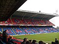 London - Selhurst Park (stadium of Crystal Palace FC) - Holmesdale Stand - panoramio.jpg