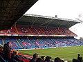 London - Selhurst Park (stadium of Crystal Palace FC) - Holmesdale Stand - panoramio.jpg