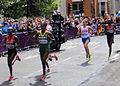 London 2012 Women marathon leaders.jpg