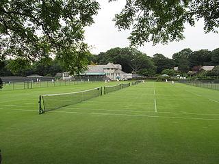 Longwood Cricket Club cricket and tennis club