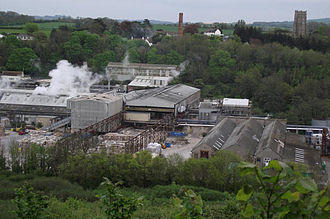 Watchet - Wansbrough Paper Mill