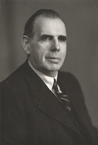Gordon Macdonald, 1st Baron Macdonald of Gwaenysgor - Lord Macdonald