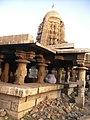 Lord Palasnath Temple at Ujani Dam, Maharashtra, India.jpg