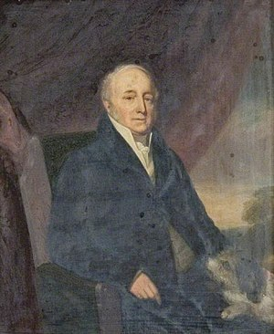 Richard Edgcumbe, 2nd Earl of Mount Edgcumbe - Image: Lord edgcumbe