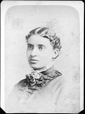 Charlotte Forten Grimké - Charlotte L. Forten Grimke, 1870s