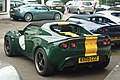 Lotus Elise at Bell and Colvill, West Horsley, Surrey - geograph.org.uk - 1495604.jpg
