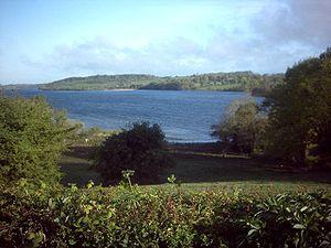 Lough Lene - Image: Lough lene 1