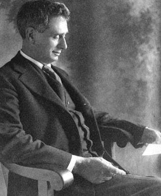 Louis Brandeis portrait, 1915