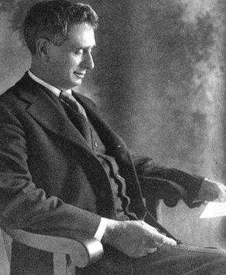 Louis Brandeis - Louis Brandeis, 1915