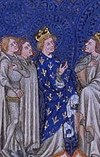 Louis II the Younger, king of Lotharigia.jpg
