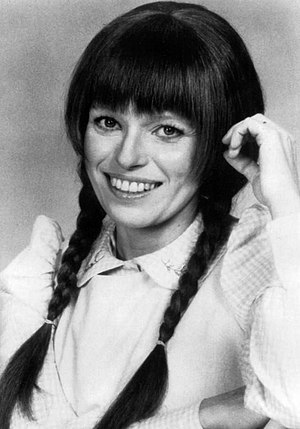 Louise Lasser - Lasser as Mary Hartman in 1976