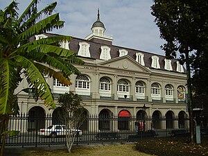 Louisiana State Museum - Louisiana State Museum, The Presbytere.