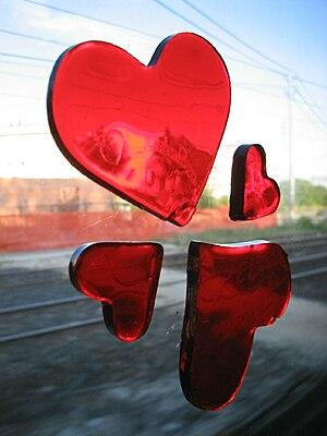 GelGems (I love them) on train.