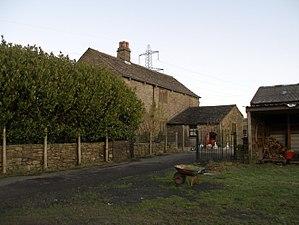 Listed buildings in Habergham Eaves - Image: Lower Micklehurst Farm