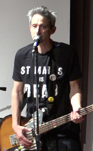 Ad-Rock - Ad-Rock at Cooper Union in 2015